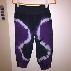 Pants - Baggy hippie pants